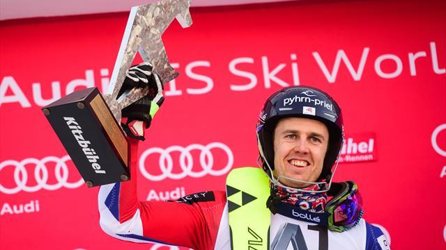 'My life is skiing... and I want PyeongChang podium' - Ryding opens up