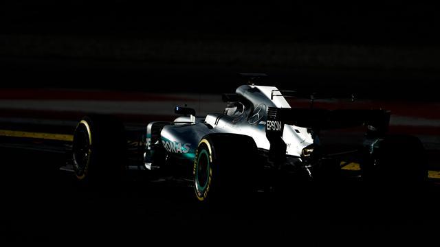 Une évolution du moteur Mercedes à Melbourne