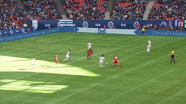 MLS, Vancouver-Toronto: El exculé Víctor Vázquez marca su primer gol en Estados Unidos (0-2)