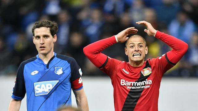 """""""Müssen nach hinten gucken"""": Bayer droht der Abstiegskampf"""
