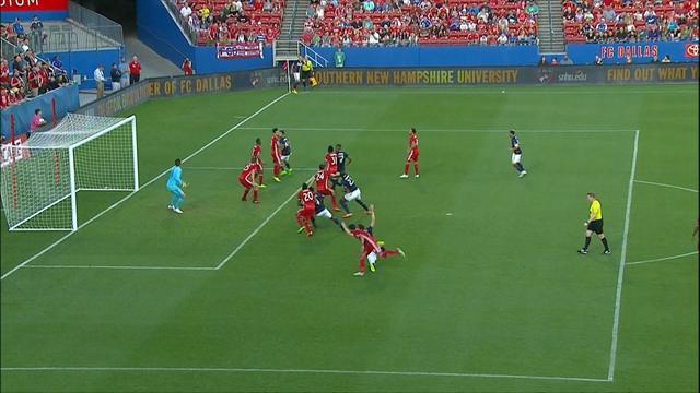 MLS-Highlights: Urruti-Doppelpack sichert Dallas-Sieg gegen New England