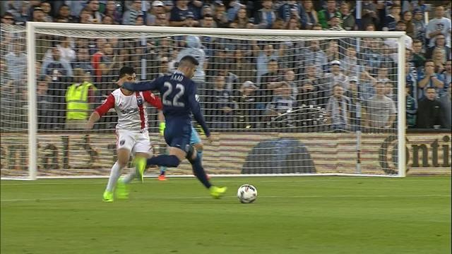 MLS: Sporting Kansas City - San Jose Earthquakes (Özet)