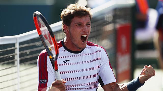 Así es Pablo Carreño, el tenista español que entra en el Top 20 tras explotar en Indian Wells