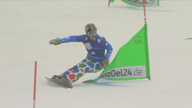 Italia strepitosa nello slalom parallelo: gli azzurri vincono il team event grazie a Ochner e March