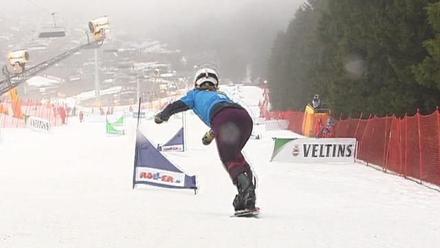 Parallel-Event in Winterberg: Hauchzart Platz drei für Team Deutschland