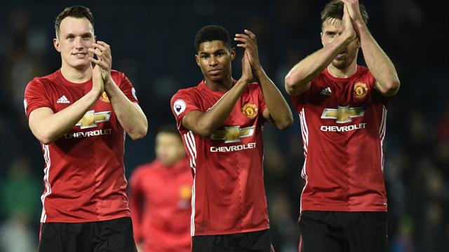 Rashford back in as United make seven changes for Boro match