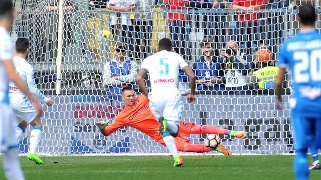 Le pagelle di Empoli-Napoli 2-3