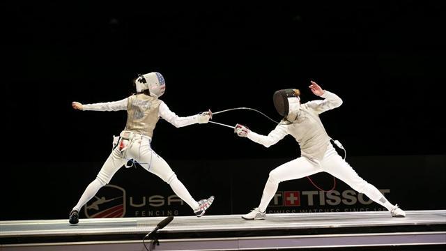 Absolute Fencing Gear Foil Grand Prix : une victoire bien méritée pour les américaines