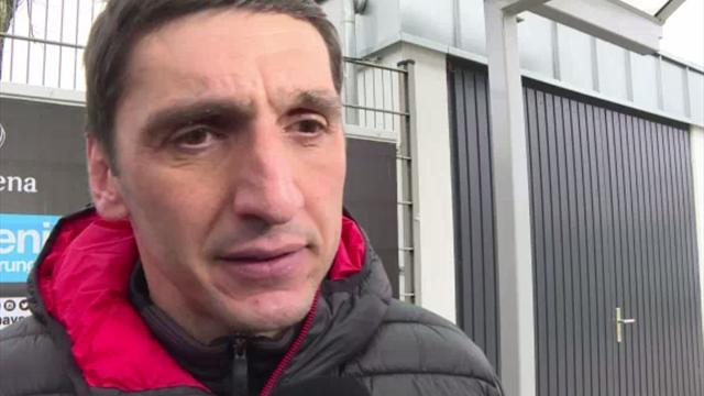 """Leverkusen-Coach Korkut: """"Situation in der Tabelle ist verrückt"""""""