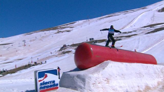 Ski-Slopestyle: Williams mit dreifachem Rückwärtssalto zum WM-Titel