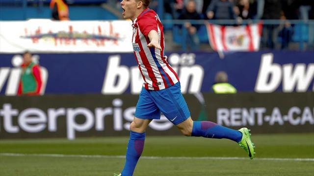 Gameiro, titular en el Atlético; Rami y Ben Yedder, en el Sevilla
