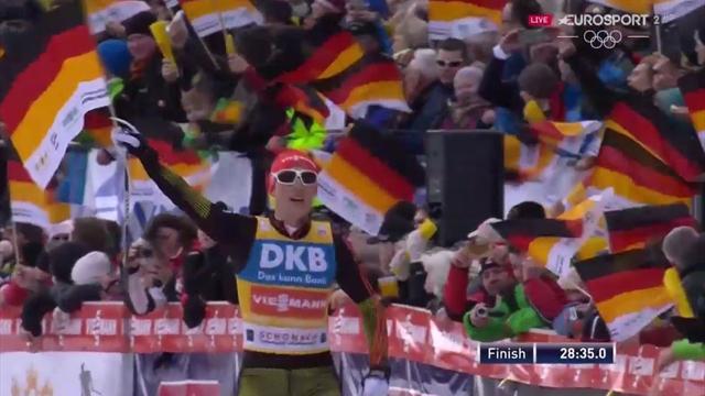 Historisch! Frenzel gewinnt fünften Weltcup in der Nordischen Kombination