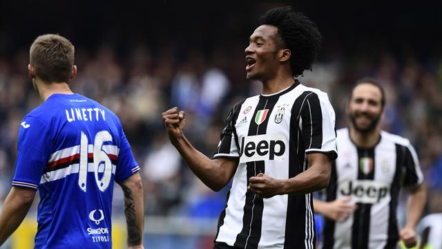 Un pas vers le titre et un record pour Buffon : le dimanche (presque) parfait de la Juve