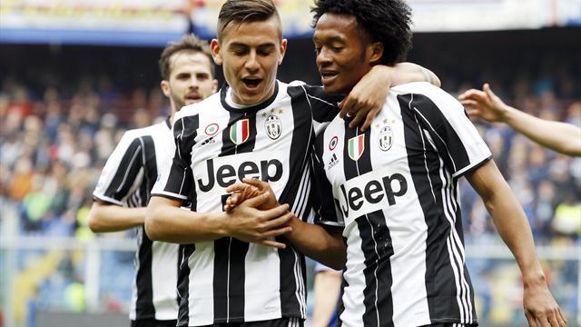 Juventus macht nächsten Schritt zum 33. Meistertitel