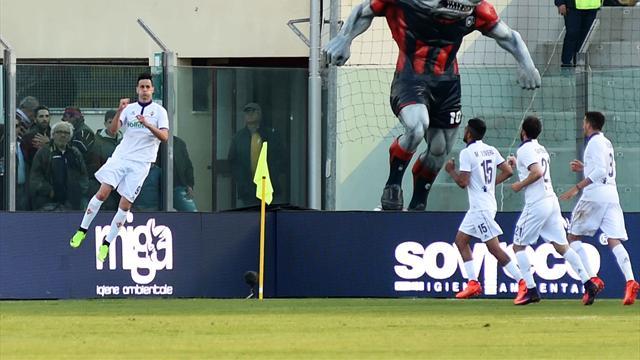 Le pagelle di Crotone-Fiorentina 0-1