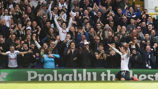 El Tottenham se afianza en la segunda plaza