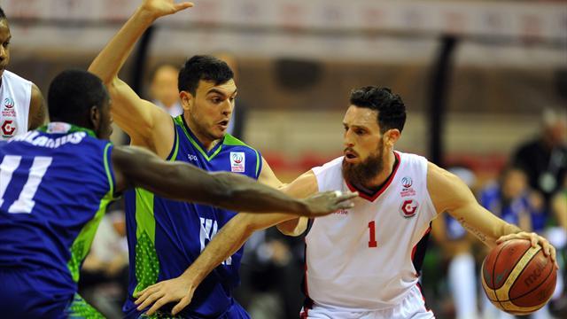 Gaziantep'ten playoff yolunda önemli adım