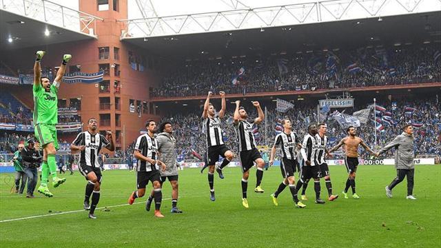 El Juventus da un paso más hacia el título y el Lazio se atasca en Cagliari