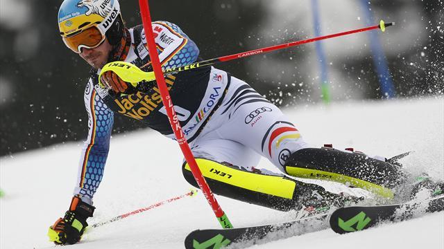 Weltcup-Finale: Neureuther vorerst Sechster im Slalom