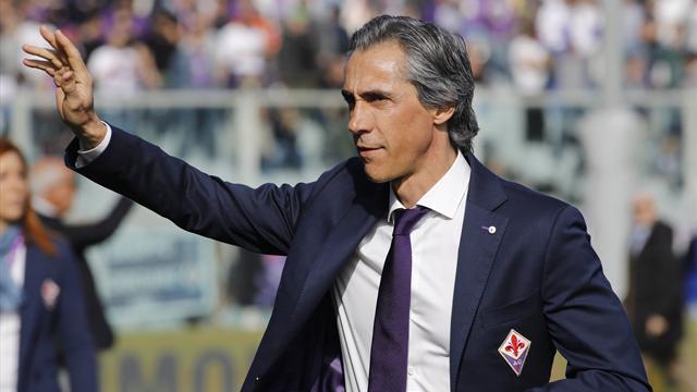 """Paulo Sousa: """"Ammiro Sarri, ma la Fiorentina può creare difficoltà al Napoli"""""""