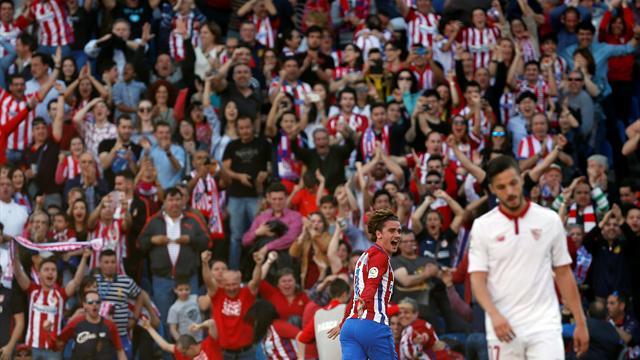 La Liga'da haftanın kaybedeni Sevilla