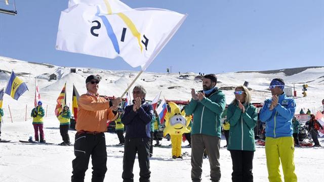 Sierra Nevada le pasó la bandera a Park City (EEUU), próxima sede de los Mundiales
