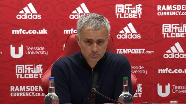 Mourinho: Win at Boro kept us alive