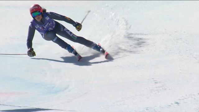 Eine Klasse für sich: Brignone gewinnt in Aspen