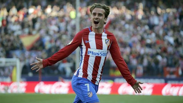 3-1. El Atlético somete al Sevilla