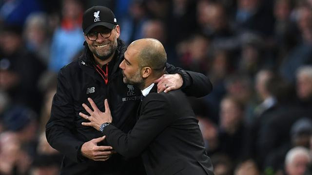 Face à Guardiola, Klopp a (encore) la solution