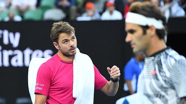 Федерер: «Меня часто называли говнюком, но на корте – впервые»
