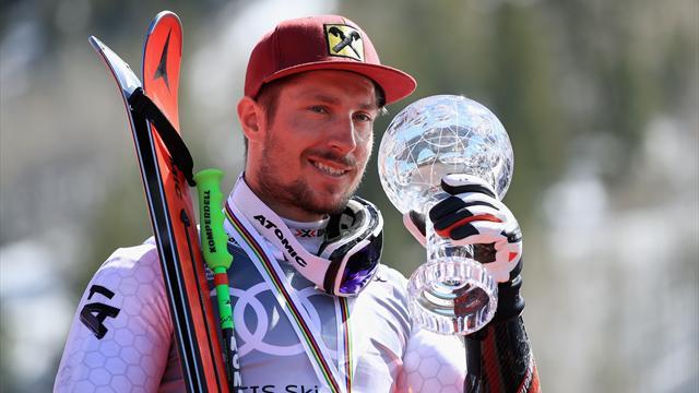 Un petit effort et Hirscher n'aura plus que Stenmarkdevant lui: Le top 10 des skieurs de l'histoire