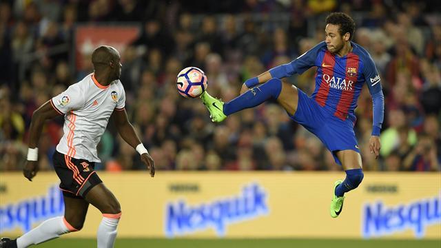 Три икса. Почему «Барселона» целый тайм мучилась с «Валенсией»