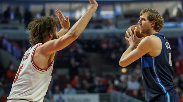 104-111. Nowitzki y Barea destacan en el triunfo de los Mavericks sobre los Nets