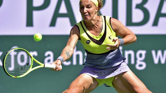 Drittes Finale - dritte Niederlage: Kusnezowa verliert gegen Wesnina