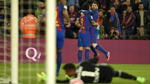 Messi remet le Barça à l'endroit