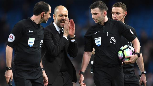 City accusé par la FA de ne pas avoir contrôlé ses joueurs contre Liverpool