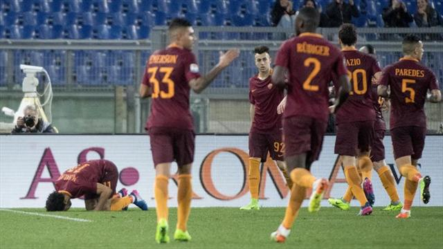 El Roma remonta al Sassuolo (3-1) y recupera la segunda plaza en la Serie A