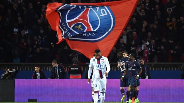 El París Saint Germain alarga el pulso con el Mónaco