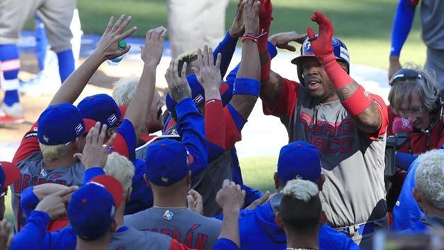 Puerto Rico y EE.UU. muestran su mejor béisbol; fallan Dominicana y Venezuela