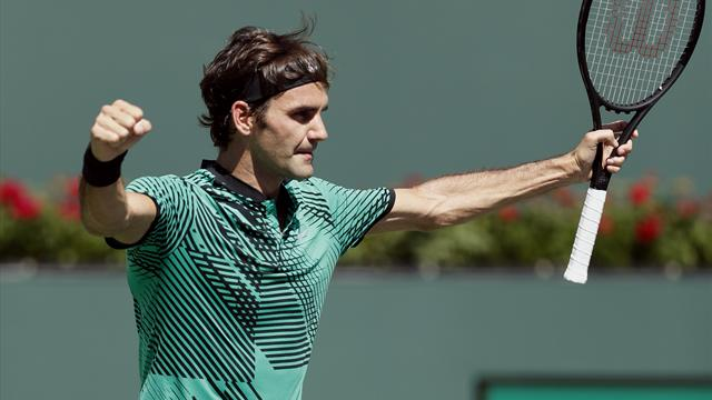 Ancora Federer! Battuto Wawrinka, Roger si impone anche a Indian Wells