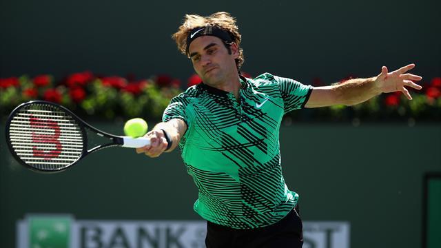 Федерер сместил Надаля с шестой строчки ATP