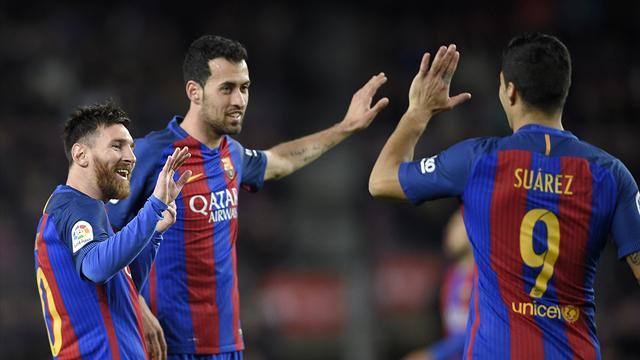 Le Barça est-il avantagé par l'arbitrage ? En tout cas, les astres semblent très alignés