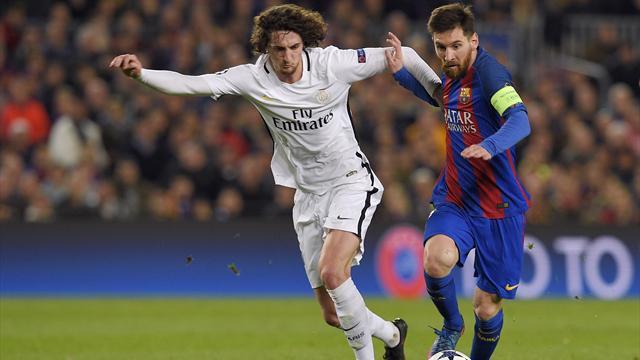 L'aveu de Rabiot sur Barcelone-PSG
