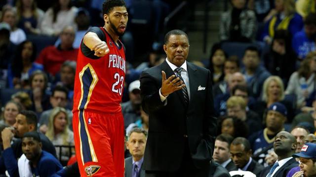 123-109. Davis logra doble-doble en el triunfo de los Pelicans