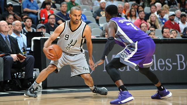 Parker guide San Antonio, le Big Three sauve Cleveland