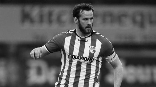 Irlanda sotto choc: morto a 27 anni Ryan McBride, capitano del Derry City
