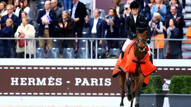Tops-Alexander Triumphs in Saut Hermès CSI 5* Grand Prix at Gorgeous Grand Palais