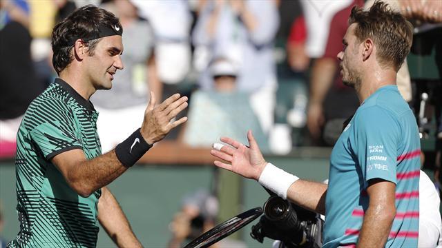 Federer : «Moi aussi, je suis complètement surpris par tout ça»