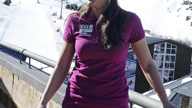 Carolina Ruiz: Como Shiffrin o Lindsey Vonn no creo que vayan a salir muchas